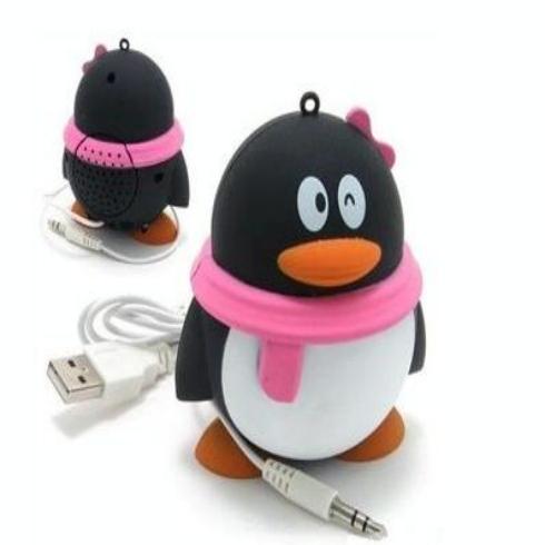 稀奇古怪-企鹅音箱