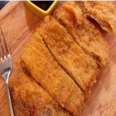 鱼要酱吃-酱爆猪排