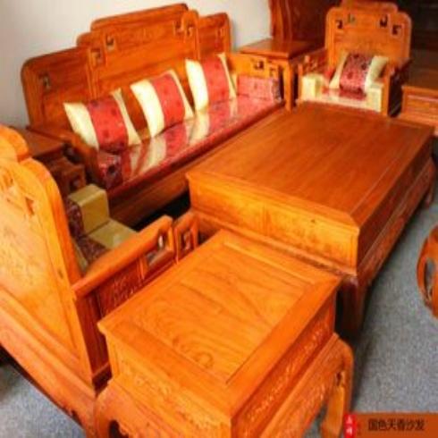 鼎祥红木-组合沙发