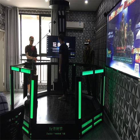 玩美视界VR主题游乐馆-虚拟世界