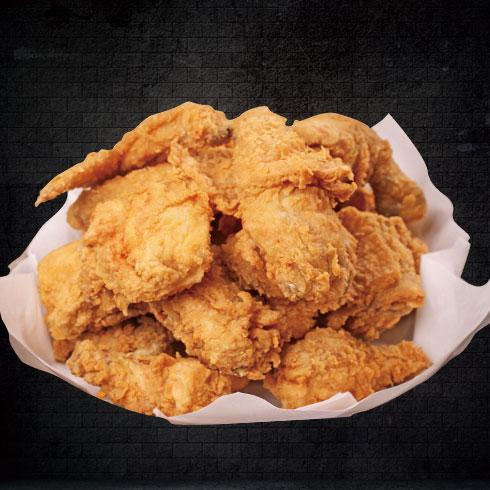 皇炸炸鸡汉堡-香香鸡