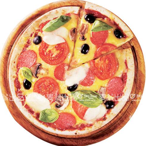 TA's Time 掌上披萨-香醇芝士披萨