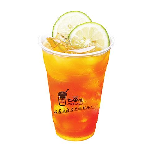 检茶官茶饮-柠檬红茶