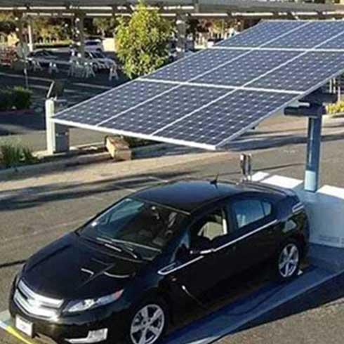 核新电力太阳能发电-太阳能光伏充电