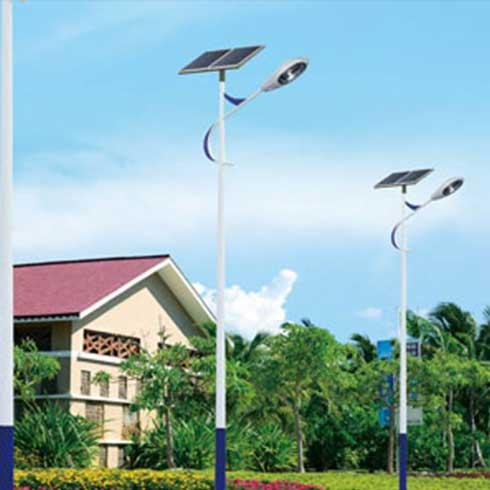 核新电力太阳能发电-太阳能光伏路灯