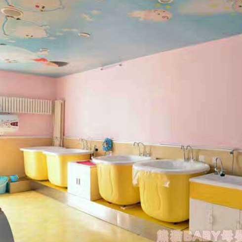 熊猫baby泳疗中心-幼儿游泳间