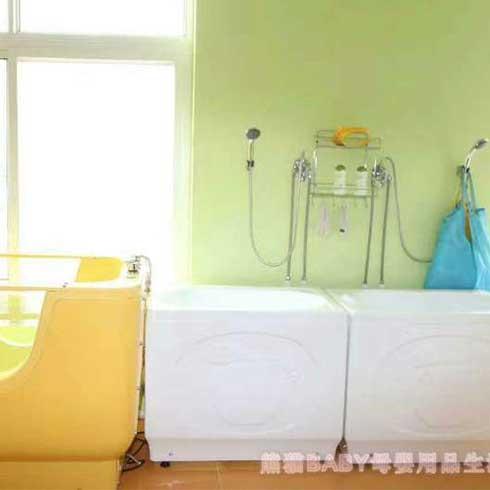 熊猫baby泳疗中心-幼儿洗护中心