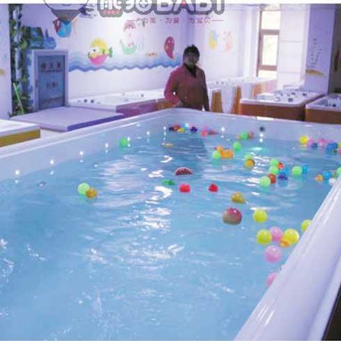 熊猫baby泳疗中心-儿童游泳馆