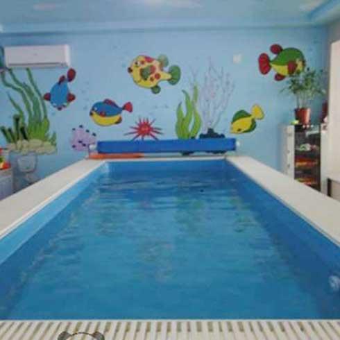 熊猫baby泳疗中心-儿童游泳培训