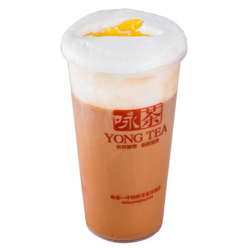 咏茶饮品产品-大陆版酥香奶茶