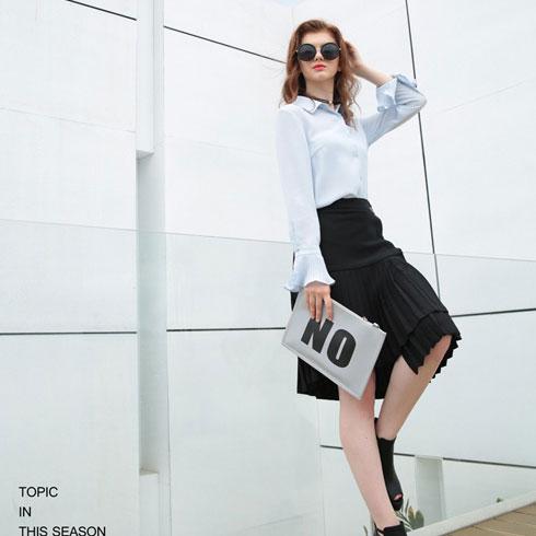 欧米媞女装-时尚女性职业套装