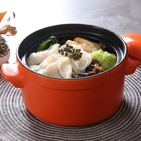 火山石爆鱼快餐-藤椒鱼粉