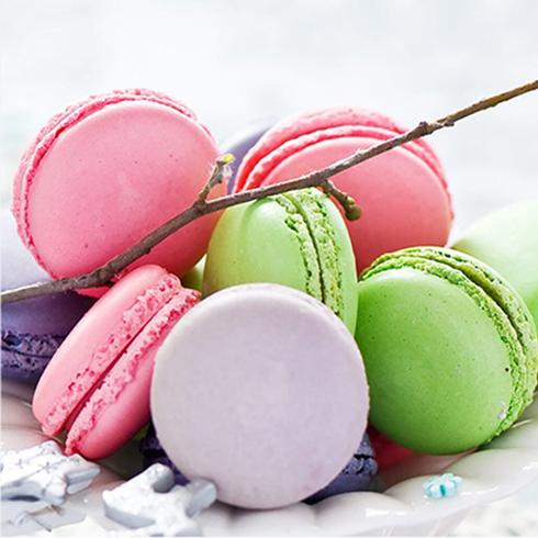 肯迪乐汉堡-甜美马卡龙