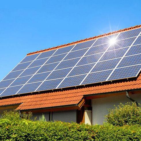 酷米阳光太阳能-智能屋顶装