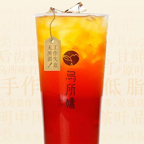 乌所味黑龙茶-台湾高山乌龙茶