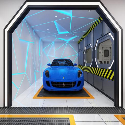 洗车人家汽车美容-汽车个性改造