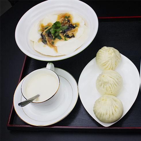九县令卤肉包-营养早餐包