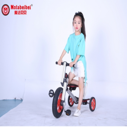 魔法贝贝-百变童车