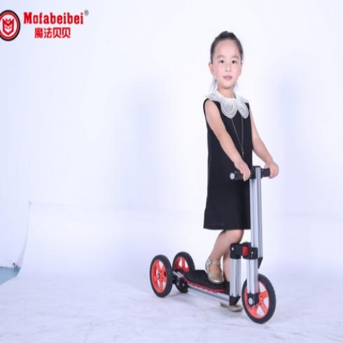 魔法贝贝-便捷童车