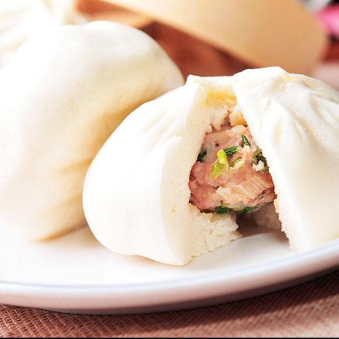 九县令卤肉包-美味鲜香包