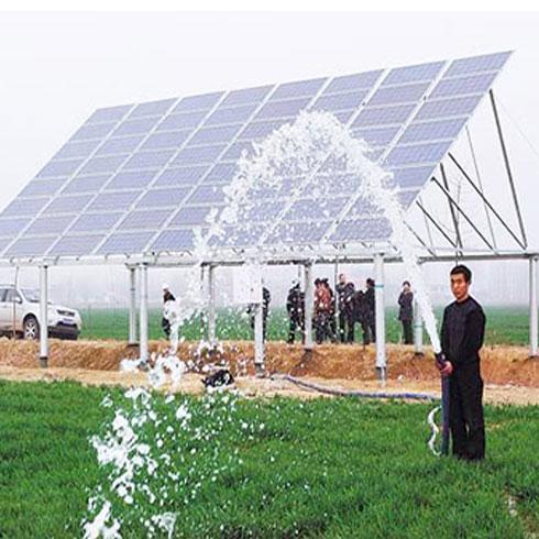 澳普阳光太阳能发电-太阳能浇灌