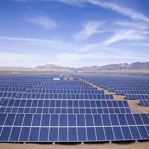 澳普阳光太阳能发电-太阳能板阵