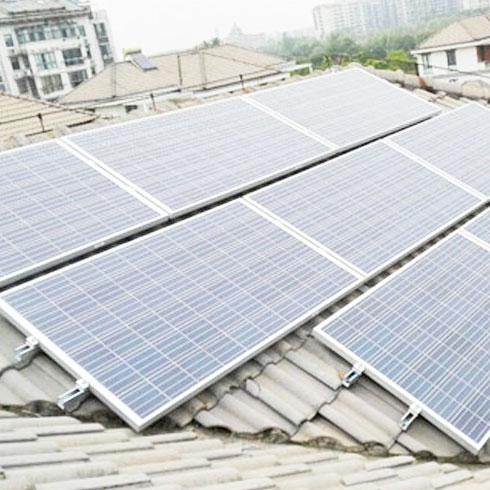 澳普阳光太阳能发电-屋顶太阳能