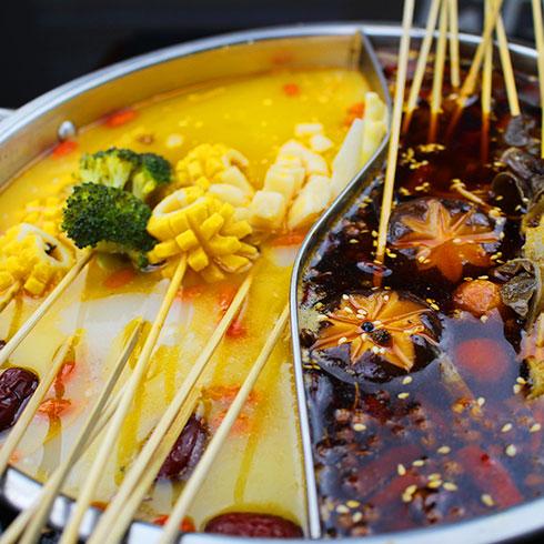 串串婆婆涮烤潮店-麻辣烫