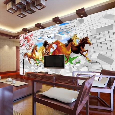 总裁-3D背景墙