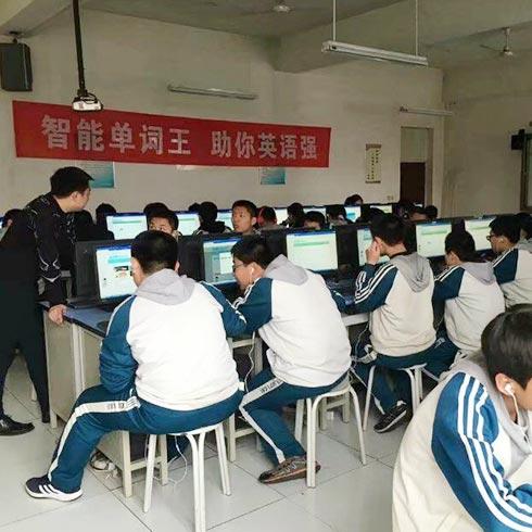 顺势智能英语教育-在线学习场景
