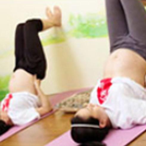 开心妈咪孕教中心-骨盆肌肉训练