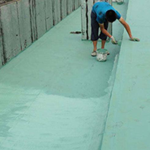 吉伦特防水材料-丙稀酸高弹防水涂料
