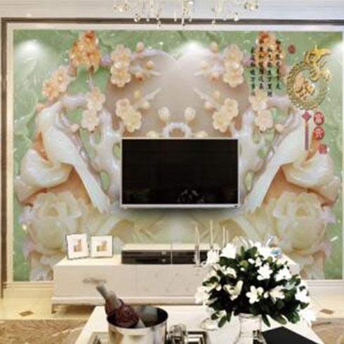 金地美集成墙板-浮雕背景系列