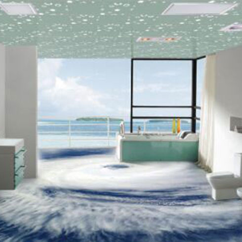 金地美集成墙板-高端5D墙地砖系列