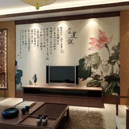 金地美集成墙板-中国风刺绣系列