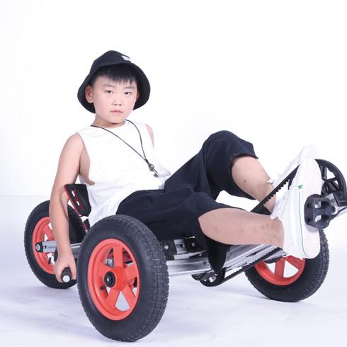 魔法贝贝百变童车-躺式巡逻车百变童车