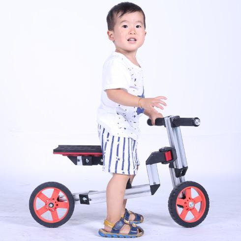 魔法贝贝百变童车-两轮滑行车
