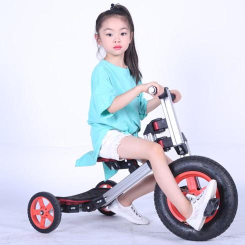 魔法贝贝百变童车-立式踏板车