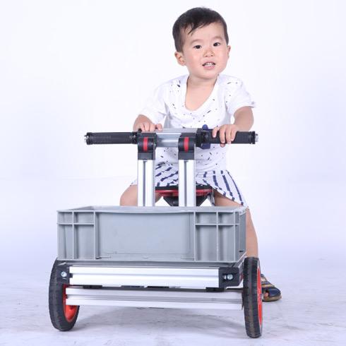 魔法贝贝百变童车-四轮运输车