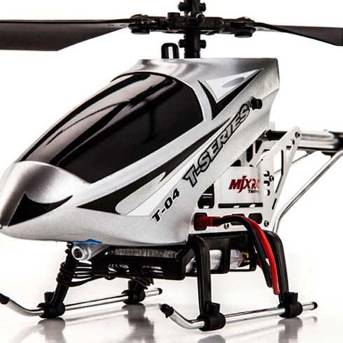 时尚指数创意生活馆-直升机模型