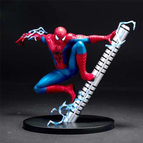 时尚指数创意生活馆-蜘蛛侠3D模型