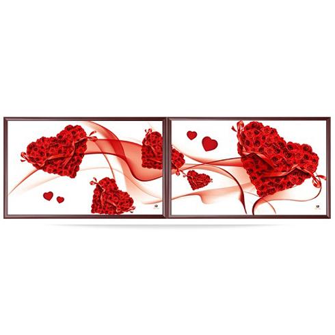 玫瑰心情--两联片