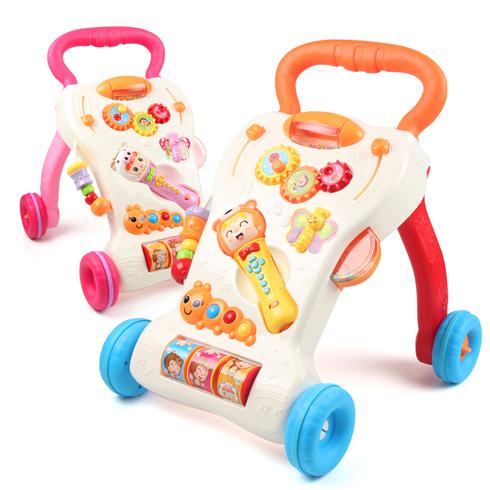 贝乐尼儿童玩具童车-早教益智礼物