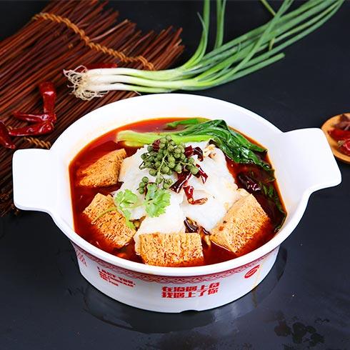 渔遇上鱼藤椒鱼饭-麻辣鱼饭