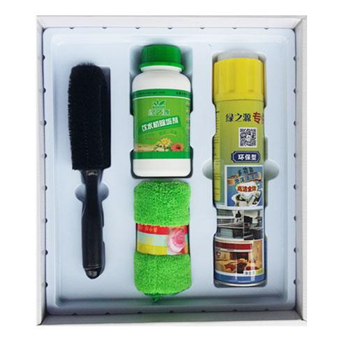 绿之源家电清洗-饮水机清洗套装