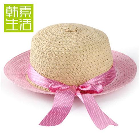 韩素生活百货-女士太阳帽