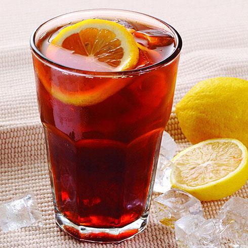 潞久烤鱼-冰红茶