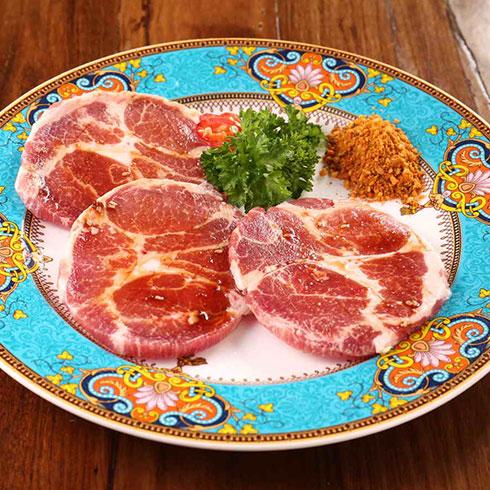 辣小缘涮烤吧-新鲜猪排