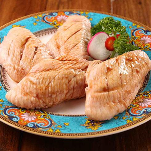 辣小缘涮烤吧-蜜汁翅中