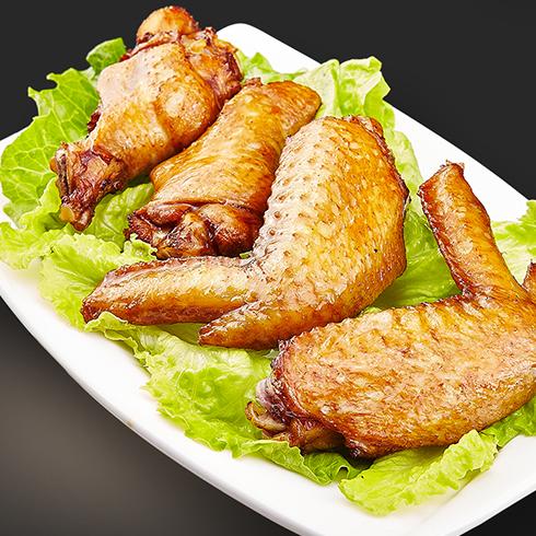 街吧小吃-蜜汁烤翅